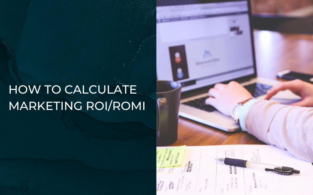 calculate marketing roi romi